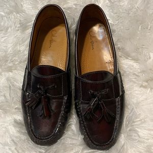 Men's Cole Haan 8.5E Leather Loafers w/Tassels
